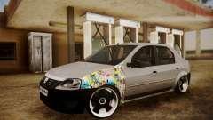 Dacia Logan Sedan Tuned