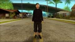 Fred Durst from Limp Bizkit v1 para GTA San Andreas