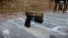 Pistola Glock 20 tac, au