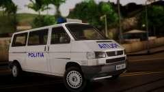 Volkswagen Caravelle Politia