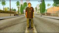 Jimmy De Santa para GTA San Andreas