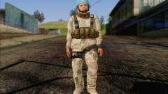 Alemán Pacificador para GTA San Andreas