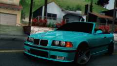 BMW 3-series Cabrio para GTA San Andreas