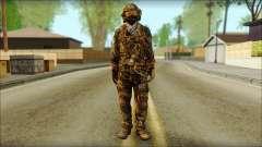 Combatiente de la OGA (MoHW) v3 para GTA San Andreas