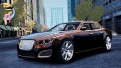 GTA 5 Lampadati Felon para GTA 4