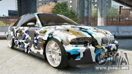 BMW M3 E46 Emre AKIN Edition para GTA 4