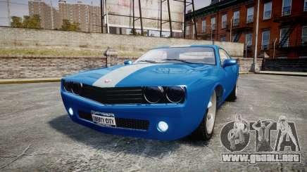 GTA V Bravado Gauntlet para GTA 4