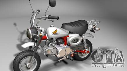 Honda Z50J Monkey para GTA San Andreas