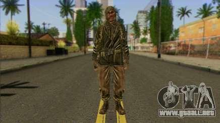 Task Force 141 (CoD: MW 2) Skin 12 para GTA San Andreas