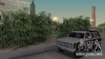 Chevrolet Blazer K5 para GTA San Andreas