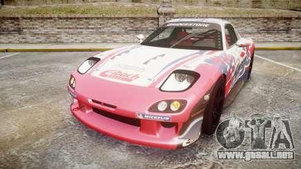Mazda RX-7 Forge Motorsport para GTA 4