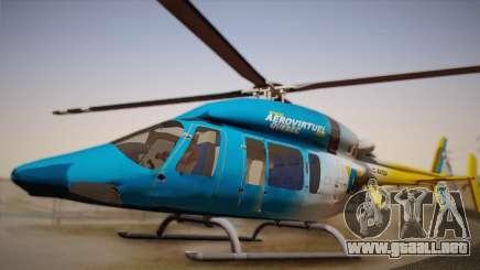 Bell 429 v2 para GTA San Andreas