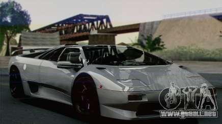 Lamborghini Diablo SV 1997 para GTA San Andreas