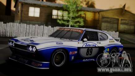 Ford Capri RS Cosworth 1974 Skinpack 2 para GTA San Andreas