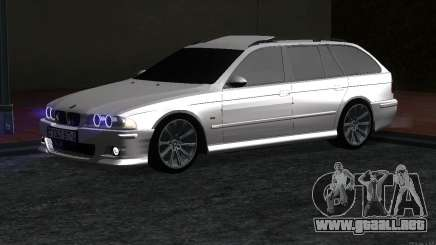 BMW 530d para GTA San Andreas