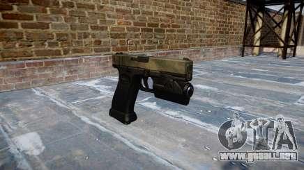 Pistola Glock 20 tac, au para GTA 4