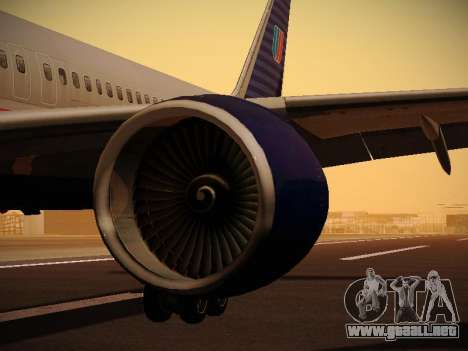 Boeing 757-224 United Airlines para GTA San Andreas