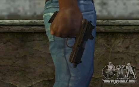 Fort 15 con la Óptica para GTA San Andreas tercera pantalla