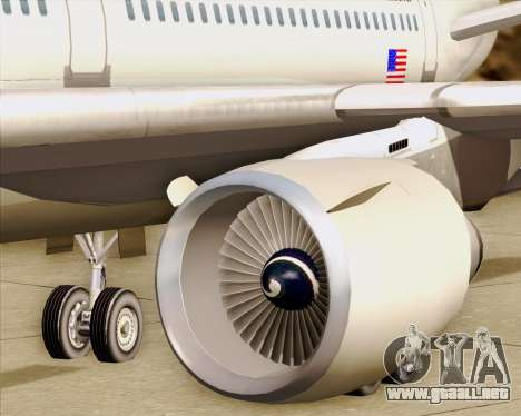 McDonnell Douglas DC-10-30 Northwest Airlines para GTA San Andreas