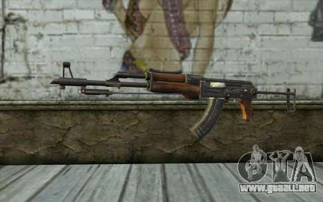 Тип 56-1 (АКМС) de Battlefield: Vietnam para GTA San Andreas