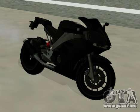 CarbonRS para GTA San Andreas