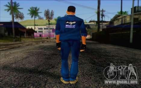 Triada from GTA Vice City Skin 2 para GTA San Andreas segunda pantalla