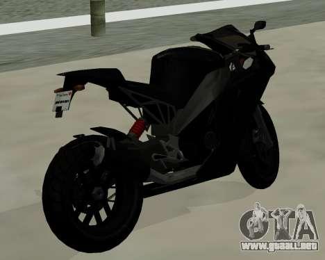 CarbonRS para GTA San Andreas left