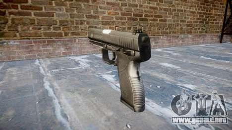 Pistola Taurus 24-7 negro icon2 para GTA 4 segundos de pantalla