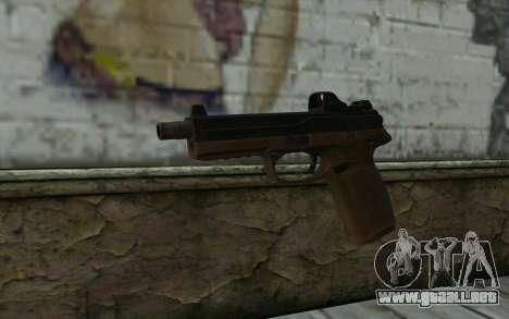 Fort 15 con la Óptica para GTA San Andreas