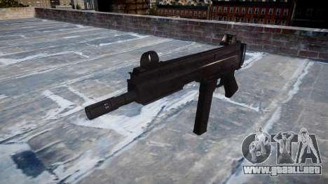 Pistola de SMT40 no a tope icon2 para GTA 4