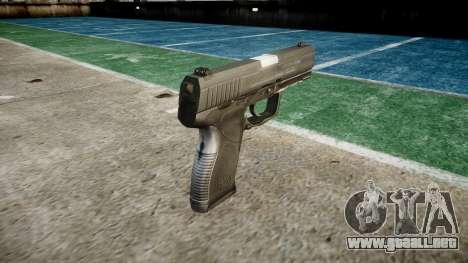 Pistola Taurus 24-7 negro icon3 para GTA 4 segundos de pantalla