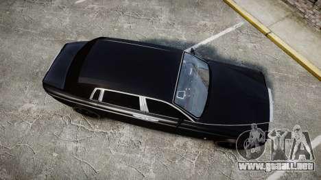 Rolls-Royce Phantom EWB para GTA 4 visión correcta