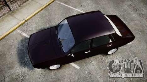 Dacia 1300 para GTA 4 visión correcta