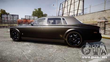 Rolls-Royce Phantom EWB para GTA 4 left