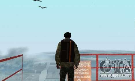 New parachute para GTA San Andreas tercera pantalla