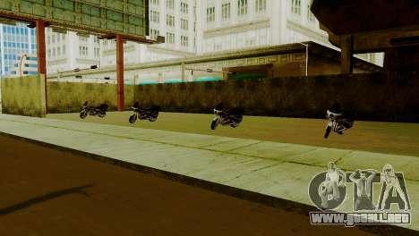 Vehículos nuevos en LSPD para GTA San Andreas tercera pantalla