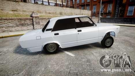 ВАЗ-2107 Avtosh Estilo para GTA 4 left