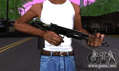 Guerra para GTA San Andreas tercera pantalla
