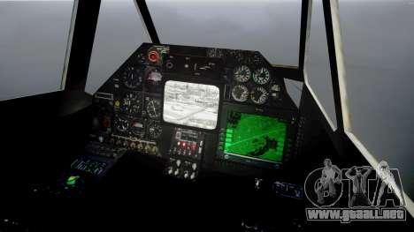 Ka-50 Black shark para GTA 4 visión correcta