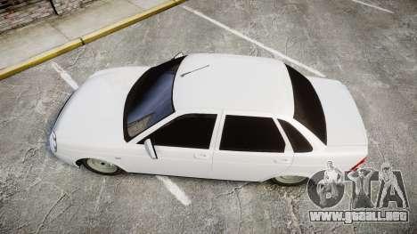 VAZ-Lada Priora 2170 para GTA 4 visión correcta