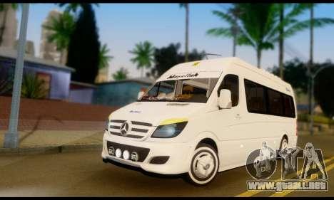 Mercedes-Benz Sprinter Autobuses Escolares para GTA San Andreas
