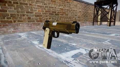 Pistola de Kimber KDW para GTA 4