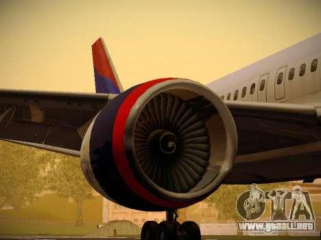 Boeing 757-232 Delta Airlines para el motor de GTA San Andreas