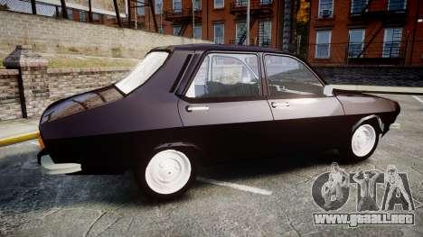 Dacia 1300 para GTA 4 left