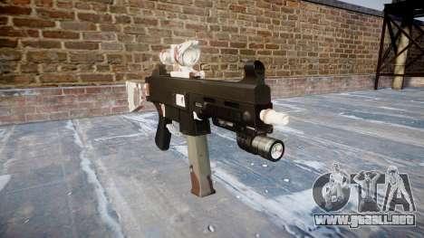 Pistola de UMP45 Choco para GTA 4