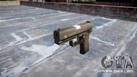 Pistola Taurus 24-7 negro icon2 para GTA 4