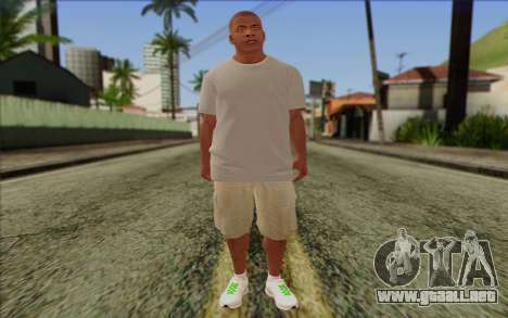 Franklin from GTA 5 para GTA San Andreas