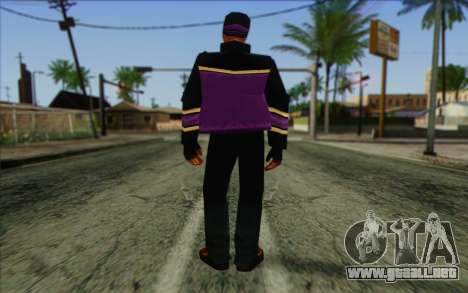 Hood from GTA Vice City Skin 1 para GTA San Andreas segunda pantalla