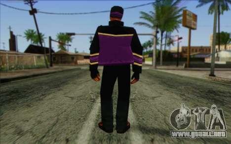 Hood from GTA Vice City Skin 1 para GTA San Andreas segunda pantalla