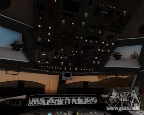 Boeing 737-800 World Travel Airlines (WTA) para el motor de GTA San Andreas